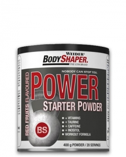 Weider Power Starter Powder (400 гр.)