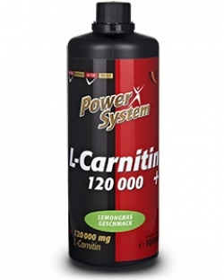 Power System L-Carnitin 120000 (1000 мл.)