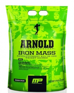 MusclePharm Iron Mass Arnold Series (3600 гр.)