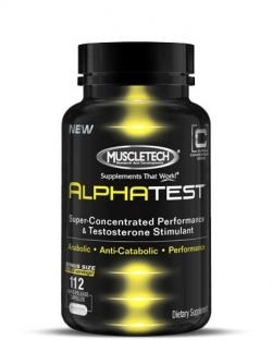 MuscleTech AlphaTest (100 капс.)