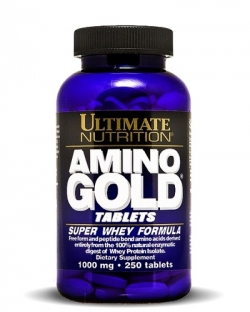 Ultimate Nutrition Amino Gold 1000 mg (250 табл.)