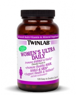 Twinlab Women's Ultra Daily (120 капс.)