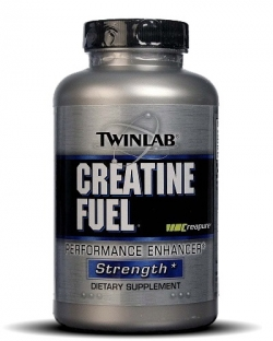 Twinlab Creatine Fuel Caps (300 капс.)