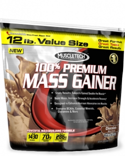 MuscleTech 100% Premium Mass Gainer (5400 гр.)
