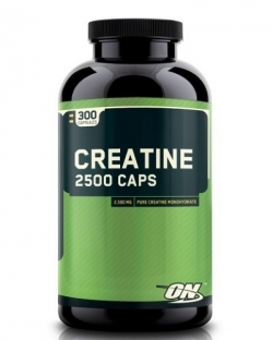 Optimum Nutrition Creatine 2500mg (300 капс.)