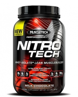 MuscleTech Nitro-Tech Perfomance Series (907 гр.)