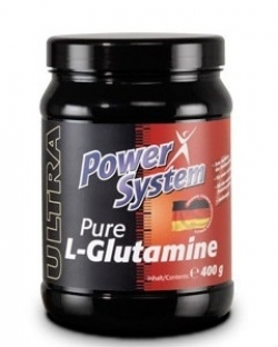 Power System Pure L-Glutamine (400 гр.)