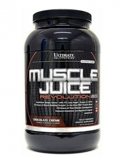 Ultimate Nutrition Muscle Juice Revolution 2600 (2,12 кг.)