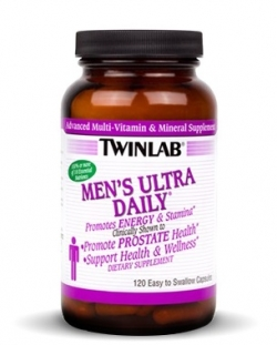 Twinlab Men's Ultra Daily (120 капс.)