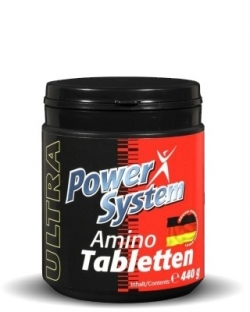 Power System Amino Tabletten (220 табл.)