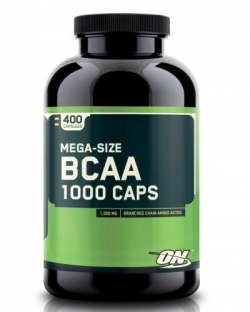 Optimum Nutrition BCAA 1000 (400 капс.)