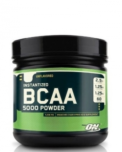Optimum Nutrition BCAA Powder 5000 (345 гр.)