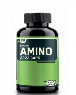 Optimum Nutrition Superior Amino 2222 (150 капс.)