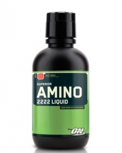 Optimum Nutrition Amino 2222 Liquid (454 мл.)