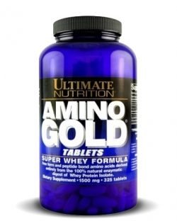 Ultimate Nutrition Amino Gold 1500 mg (325 табл.)
