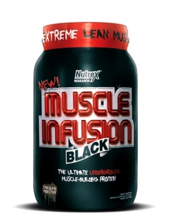 Nutrex Muscle Infusion Black (908 гр.)