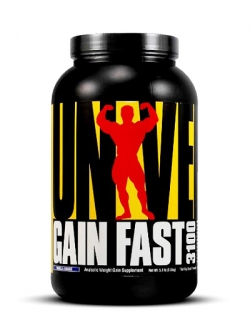 Universal Nutrition Gain Fast 3100 (1160 гр.)