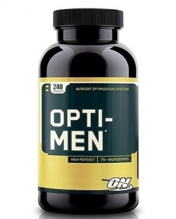 Optimum Nutrition Opti - Men (240 табл.)