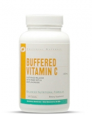 Universal Nutrition Buffered Vitamin C (100 табл.)