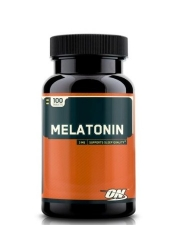 Optimum Nutrition Melatonin 3 mg (100 табл.)