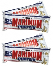 Weider 42% Maximum Protein Bar (100 гр.)
