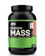 Optimum Nutrition Serious Mass (1,3 кг.)