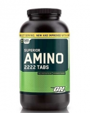Optimum Nutrition Superior Amino 2222 (320 табл.)
