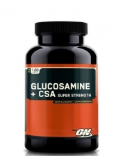 Optimum Nutrition Glucosamine Plus CSA Super Strength (120 таб.)