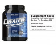Dymatize Creatine Micronized (1000 гр.)