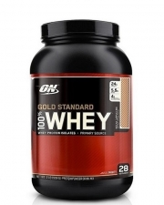 Optimum Nutrition 100% Whey Gold Standard (0,9 кг.)