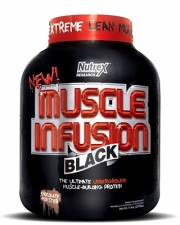 Nutrex Muscle Infusion Black (2268 гр.)