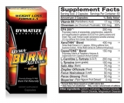 Dymatize Dyma-Burn with EPX (120 капс.)