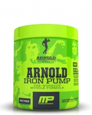 MusclePharm Arnold Series Iron Pump (180 гр.)