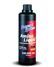 Power System Amino Liquid (500 мл.)