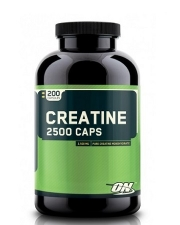 Optimum Nutrition Creatine 2500mg (200 капс.)