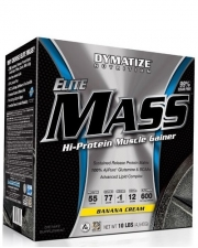 Dymatize Elite Mass Gainer (4540 гр.)