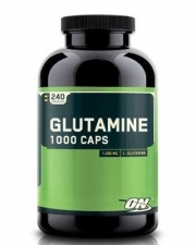 Optimum Nutrition Glutamine (240 капс.)