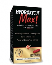 MuscleTech Hydroxycut Max For Women (120 капс.)