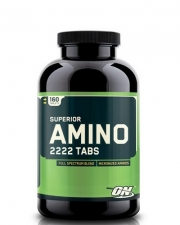 Optimum Nutrition Superior Amino 2222 (160 табл.)