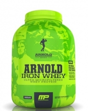 Muscle Pharm Iron Whey Arnold Series (2270 гр.)