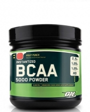 Optimum Nutrition BCAA 5000 Powder (380 гр.)