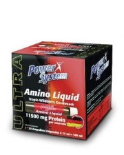 Power System Amino Liquid 11500 mg (20 x 25 мл.)