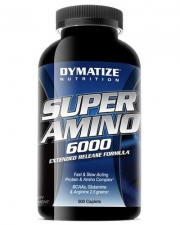 Dymatize Nutrition Super Amino 6000 (500 капл.)