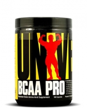 Universal Nutrition BCAA Pro (100 капс.)