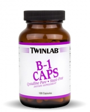 Twinlab B-1 Caps - 500 mg (100 капс.)