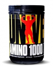 Universal Nutrition Amino 1000 (500 капс.)