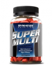 Dymatize Super Multi Vitamin (120 капл.)
