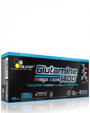 Olimp Glutamine Mega Caps 1400 (120 капс.)