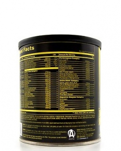 Universal Nutrition Animal Pak (15 пак.)