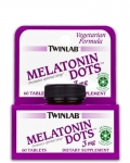 Twinlab Melatonin Dots 3mg (60 табл.)